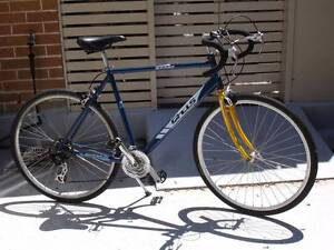 yellow blue road Bike Kingsford Eastern Suburbs Preview