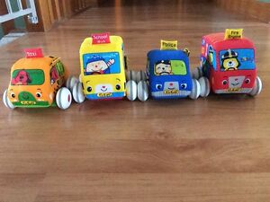 Soft cars for baby/toddler