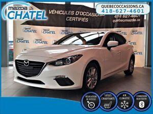 2015 Mazda Mazda3 Sport GS - SIEGES CHAUFFANTS - BLUETOOTH - CAM