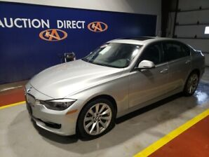 2014 BMW 320 i xDrive AWD, All Leather, Power Options