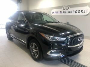 2017 Infiniti QX60 AWD+7 PASSAGERS+5000LBS REMORQUAGE CERTIFIED
