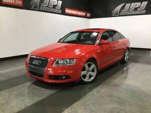 2007 Audi A6 3.2L-CUIR-TOIT-AWD-S LINES 3.2L-CUIR-TOIT-AWD-SIEG