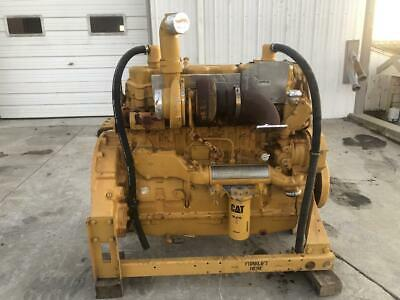 Cat 3456 Engine Year 2004 669 Hp 1750 Hours