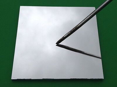 First Surface Mirror 3 Square 3x3 Aluminized 18 Glass Fs Fsm Front