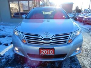 2010 Toyota Venza LOADED | AUTO | BLUETOOTH | BRAND NEW TIRES