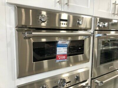 """PSO301M-THERMADOR 30"""" STEAM OVEN, DISPLAY MODEL"""