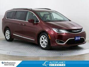 2018 Chrysler Pacifica Touring-L Plus, 7 Pass, Tri Pane Pano Roo