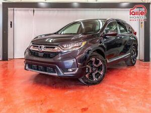 2018 Honda CR-V Touring****TOIT**CUIR**NAVIGATION(GPS)**AWD(4X4)