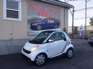 2013 Smart fortwo PASSION - AUTO - A\C - HEATED SEATS - BLUETOOT