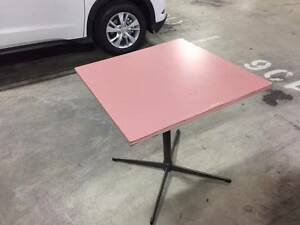 pink square dining table North Strathfield Canada Bay Area Preview