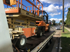 Towing/tilt tray - Machinery,  heavy vehicles, containers Sydney City Inner Sydney Preview