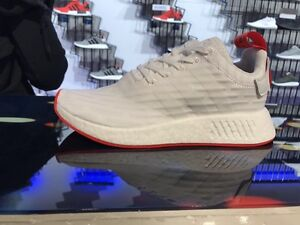 Adidas Nmd R2 pk white US10 DS Sydney City Inner Sydney Preview
