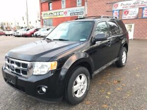 2010 Ford Escape XLT/ONE OWNER/NO ACCIDENT/SAFETY/WARRANTY INCLU
