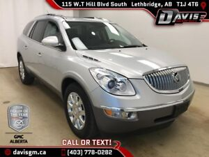 2011 Buick Enclave CXL AWD, 7 PASSENGER, HEATED LEATHER, SUNROOF