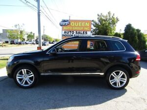 2013 Volkswagen Touareg Highline | Diesel | Navugation | Leather