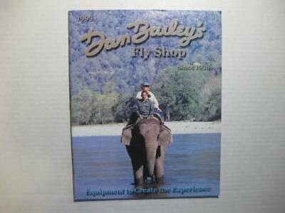 Dan Bailey's Fly Shop 1999 Catalog Fishing Lures Reels Accessories