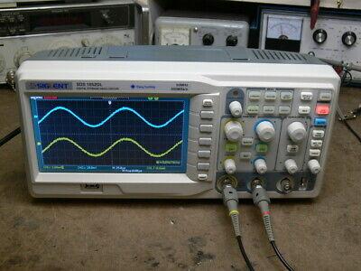 Siglent Sds 1052b 50mhz Dual Trace Digital Oscilloscope