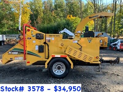 7 Vermeer Bc1000xl Wood Chippers For Sale