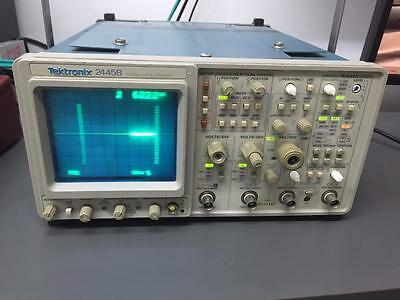 Tektronix 2445b Digital Storage Oscilloscope