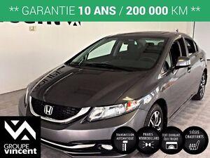 2013 Honda Civic EX**TOIT OUVRANT**