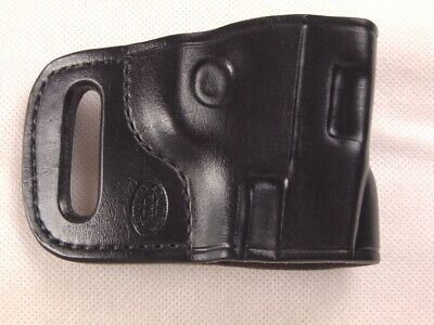 El Paso Saddlery Combat Express Leather Holster for Springfield XDS-Right - El Paso Springfield
