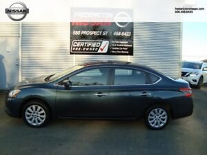 2014 Nissan  Sentra Value Option Package-FWD