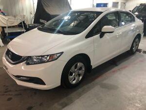 2015 Honda Civic Sedan LX BAS KILOMETRAGE