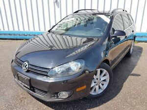 2011 Volkswagen Golf Wagon Highline TDI *DIESEL*