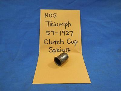 TRIUMPH 57 1927 CLUTCH CUP SPRING NOS  NP630