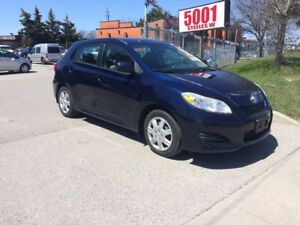 2009 Toyota Matrix $5488,SAFETY+3 YEARS WARRANTY  INCLUDED