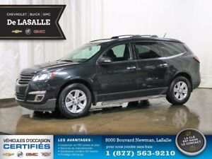 2014 Chevrolet Traverse 1LT AWD Exemplary Maintained, One Owner,