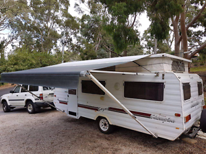 Private Caravan Hire - 2 vans to choose from Coromandel Valley Morphett Vale Area Preview