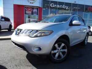 2009 Nissan Murano AWD/CLÉ INTELLIGENTE/CRUISE CONTROL/MAGS