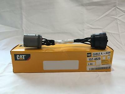 157-4829 CAT Adapter Cable for CAT Comm III 12V to 24V System 1574829 Genuine