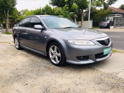 2004 Mazda6 LUXURY SPORT 6 SPEED MANUAL WITH 1 YEAR WARRANTY Oakleigh Monash Area Preview