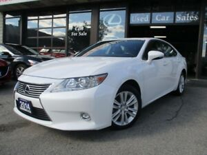 2014 Lexus ES 350 ULTRA-PRM-PKG-NAVIGATION-CAMERA-LOADED