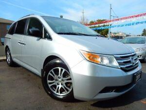 2011 Honda Odyssey EX   8-PASSENGER   POWER DOORS   BLUETOOTH
