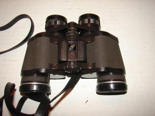 Vintage Jason 7x35 Binoculars Model No. 144 W/ Case