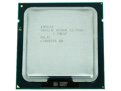 Intel Xeon E5-2407 2.2 GHz Quad-Core FCLGA1356