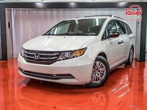 2014 Honda Odyssey LX**7 PASSAGERS**