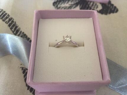 0.54ct Diamond Engagement Ring Bertram Kwinana Area Preview