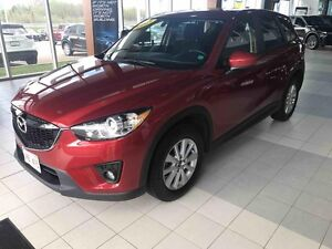 2015 Mazda CX-5 GS AWD! 6-Speed Automatic! Factory Warranty!