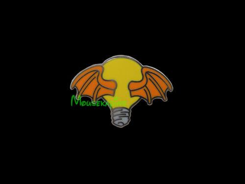 EPCOT Mascot - Dragon FIGMENT LIGHT BULB Disney WDW Tiny Kingdom PIN