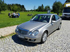 Mercedes E-Klasse W211 280 Test