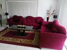 3 pieces lounges dining table with 6 chairs & coffee table all fo Fairfield Fairfield Area Preview