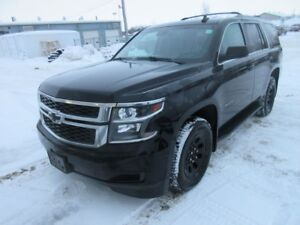 2015 CHEVROLET TRUCK Tahoe LT Leather Heated Seats