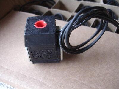Parker CCP012L Solenoid Valve Cartridge Coil 12VDC 19W 1/2