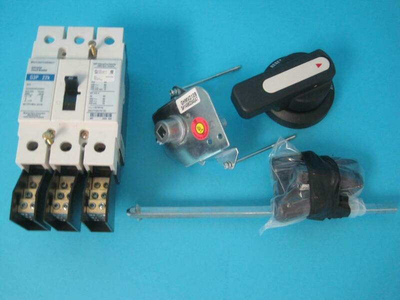 NEW Eaton/Automation Direct 20A 480V G3P 22K Industrial Circuit Breaker GHMVD12B