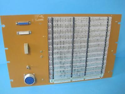 Grass Instruments Electrode Selector Panel Rackmount Rare Used