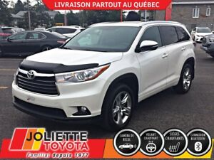 2015 Toyota Highlander LIMITED / GPS / CUIR /TOIT OUVRANT